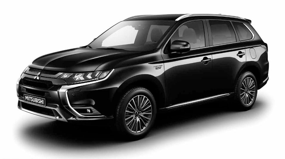 Mitsubishi Outlander Phev cash & credit