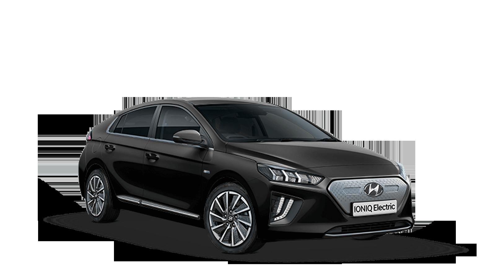 Hyundai Ioniq cash & credit