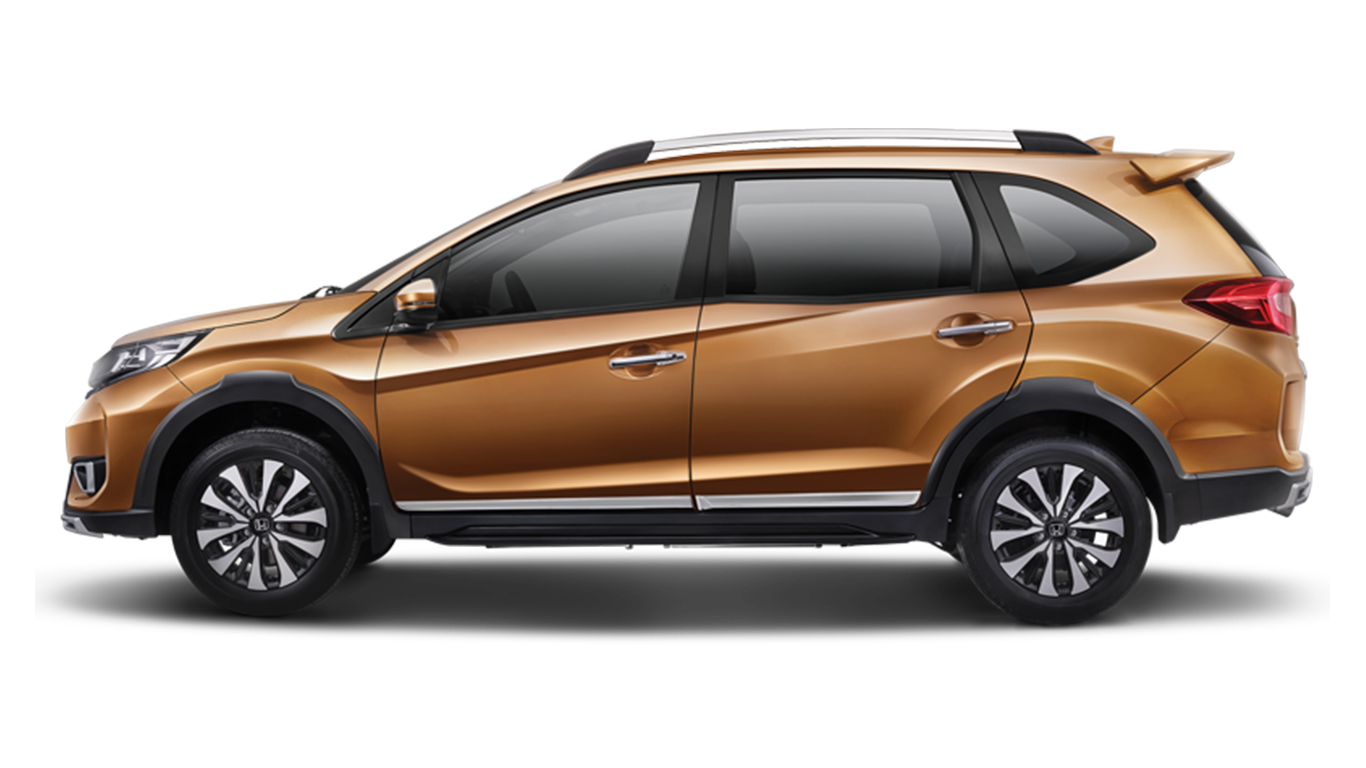 Honda All New BR-V cash & credit