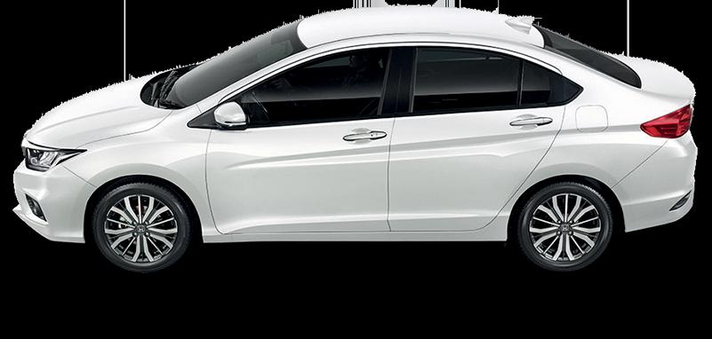 Honda All New City cash & credit
