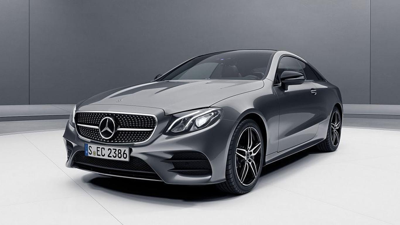 jual kendaraan baru Mercedes Benz