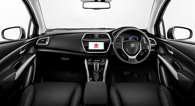 Suzuki SX4 S-Cross cash & credit