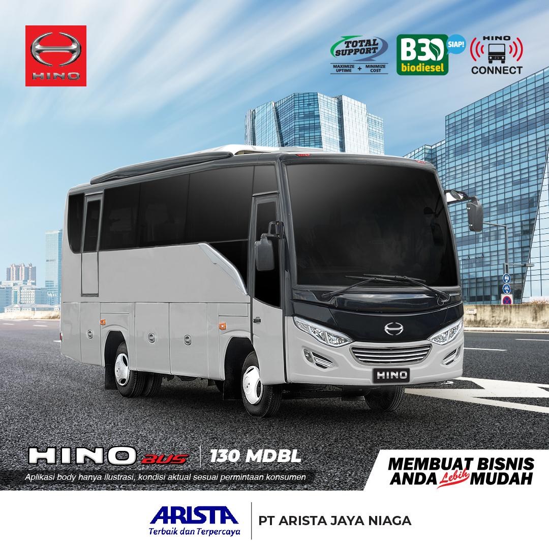 jual kendaraan baru Hino