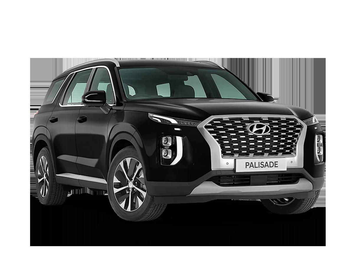Hyundai Palisade cash & credit