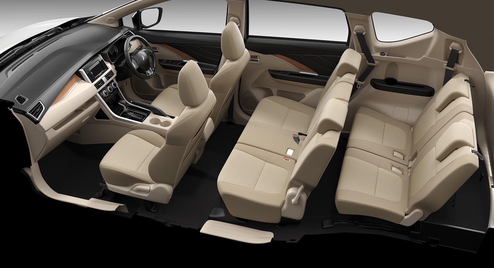 Mitsubishi Xpander cash & credit