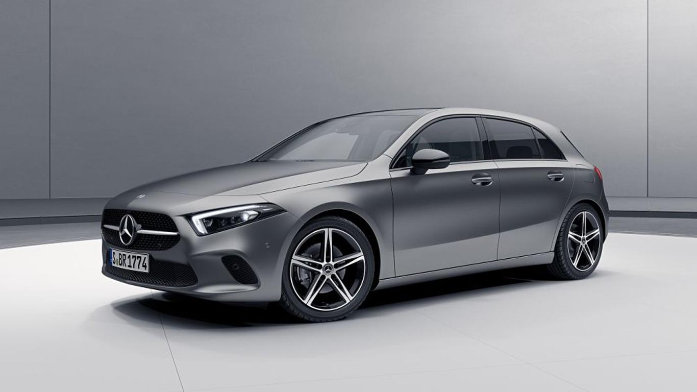 Mercedes Benz A-Class cash & credit