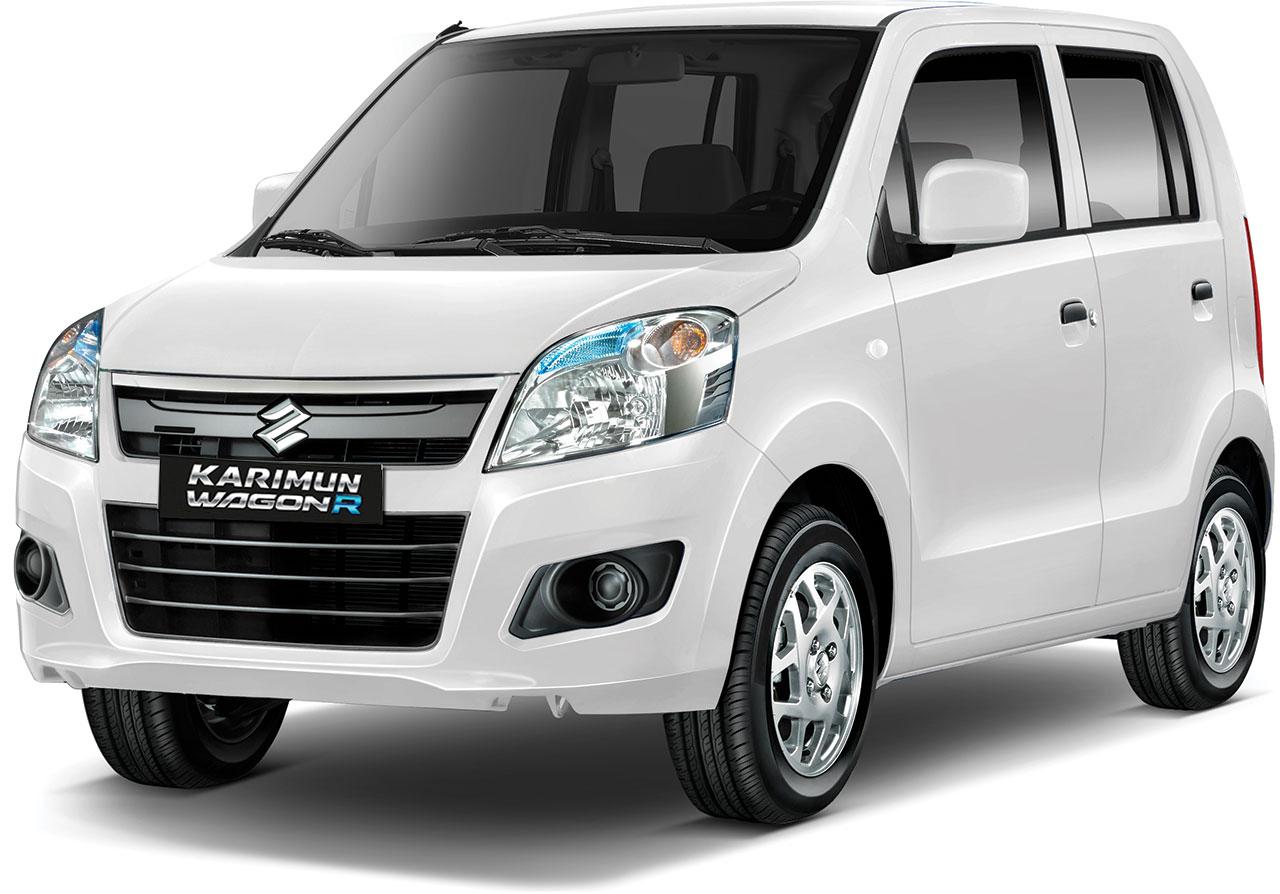 Suzuki Karimun Wagon R cash & credit