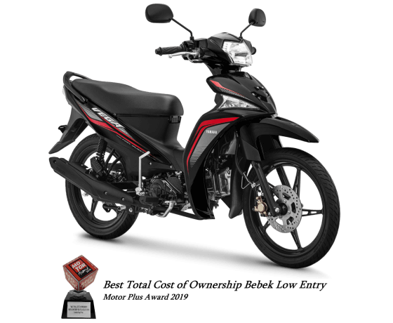 Yamaha Vega Force cash & credit